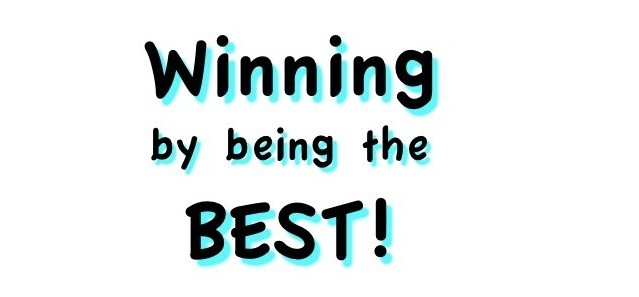 Winning = Best
